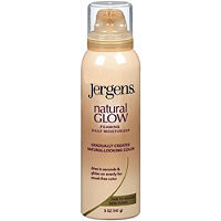 Jergens Natural Glow Foaming Daily Moisturizer Fair-Medium Ulta.com - Cosmetics, Fragrance, Salon and Beauty Gifts