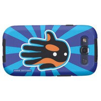Orca Cute Killer Whale Dolphin Samsung Galaxy S3 Cases from Zazzle.com