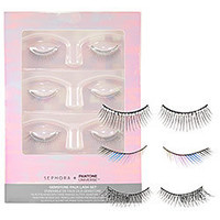 Sephora: SEPHORA+PANTONE UNIVERSE : Gemstone Faux Lash Set : false-eyelashes-eyes-makeup