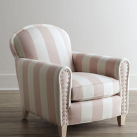 Lee Industries Cottage Peppermint Chair