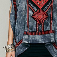 Free People  Kalifas Kaftan Top at Free People Clothing Boutique