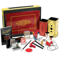 The International Brotherhood Of Magicians Magic Set - Hammacher Schlemmer