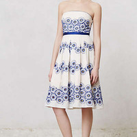 Anthropologie - Forget-Me-Not Dress