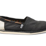 Black Denim Bimini Men's Stitchouts | TOMS.com