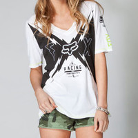 FOX Aftershock Womens Football Tee