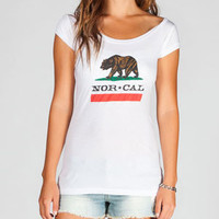 NOR CAL Republic Womens Tee