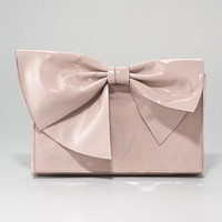 Lacca Bow Clutch Bag