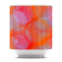 "Marianna Tankelevich ""Six"" Shower Curtain 