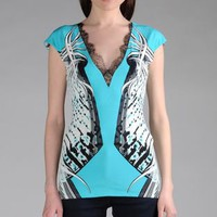 Top Women - Tops & t-shirts Women on Roberto Cavalli Online Store