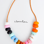 Color Study Necklace | LEIF