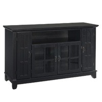 Arts & Crafts Entertainment Credenza - Black