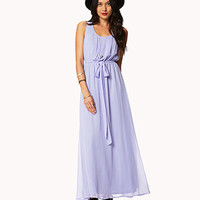 Essential Georgette Maxi Dress | FOREVER 21 - 2030186007