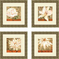 Pro Tour Memorabilia Opulence Framed Art (Set of 4) - 1-6547 - All Wall Art - Wall Art & Coverings - Decor