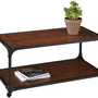 Industrial Empire Coffee Table - Coffee Tables -  Living Room -  Furniture | HomeDecorators.com