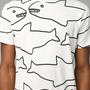 Lazy Oaf Sharks Tee