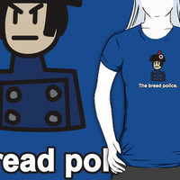 The Bread Police  by rydiachacha