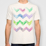 California Style Chevron T-shirt by Catherine Holcombe