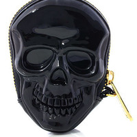 Dark Dimensions Skull Coin Purse