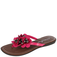 Payless, Women's Pepper Embellished Flip Flop, Women's