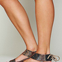 Bed | Stu  Cadice Stitch Sandal at Free People Clothing Boutique