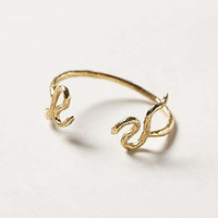 Anthropologie - Linked Serpents Bracelet