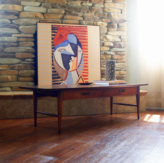 1960s awesome mid century lane coffee from aces finds vintage for 60s style coffee table