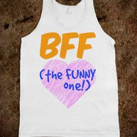 BFF - THE FUNNY ONE! TANK
