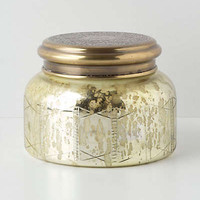 Anthropologie - Capri Blue Giant Mercury Jar