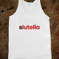 Slutella - Awesome fun #$!!*& - Skreened T-shirts, Organic Shirts, Hoodies, Kids Tees, Baby One-Pieces and Tote Bags