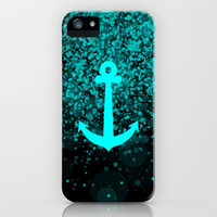 Blendeds VII Anchor iPhone & iPod Case by Rain Carnival