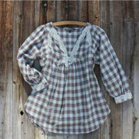 Ski Lodge Blouse, Trendy Women's Clothing & Accessories