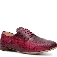 Miu Miu Reptile Leather Oxford