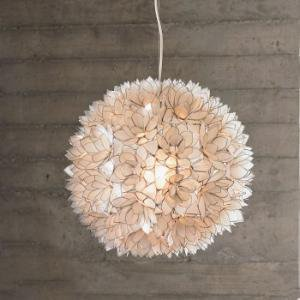 VivaTerra -  Lotus Flower Chandelier