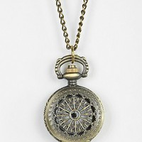 Locket Watch Pendant
