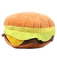 MKL Collective Pillow Hamburger