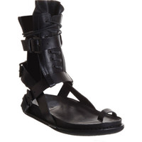 Ann Demeulemeester Tall Gladiator Sandal at Barneys.com