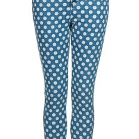 MOTO Vintage Spot Joni Jeans - New In This Week - New In - Topshop USA