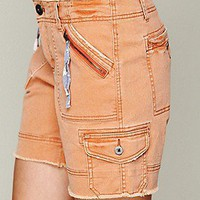 Free People  Cargo Twill Short at Free People Clothing Boutique