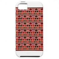 Colorful Pattern Design Case from Zazzle.com