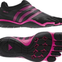 Amazon.com: Adidas Adipure Trainer Fantom Ortholite Water Grip Barefoot Skeleton Toe Women Shoes: Shoes