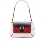 mytheresa.com -  Chloé - AMELIA COLOUR-BLOCK LEATHER HANDBAG - Luxury Fashion for Women / Designer clothing, shoes, bags