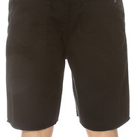 Obey Shorts Peterson Black