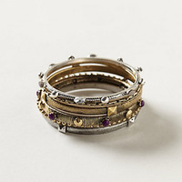 Studded Bangle Set
