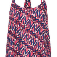 Printed Pleat Suntop - New In This Week  - New In