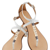 Golden Morning Sandal | Mod Retro Vintage Sandals | ModCloth.com