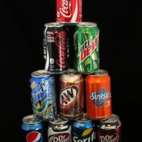 Lot of 10 Coca Pepsi Cola Soda Diversion Safe Can:Amazon:Office Products