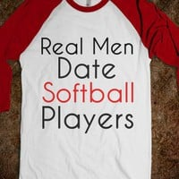 Softball Players - Reddicks - Skreened T-shirts, Organic Shirts, Hoodies, Kids Tees, Baby One-Pieces and Tote Bags