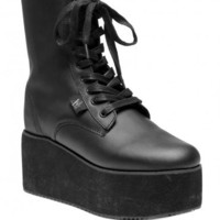Bloq Platform Boot - Shoes | GYPSY WARRIOR