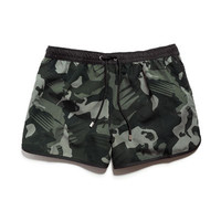 CAMOUFLAGE SWIMMING SHORTS - Man - New this week - ZARA United States