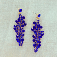 Pree Brulee - Heavenly Sapphire Earrings